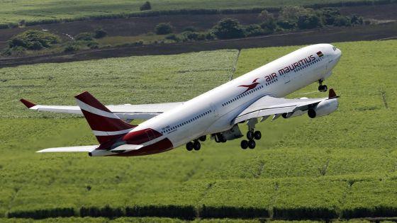 Air Mauritius : des membres du personnel naviguant cloués au sol