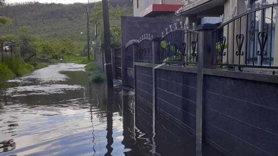 Changement climatique : le nombre de zones inondables risque d'augmenter
