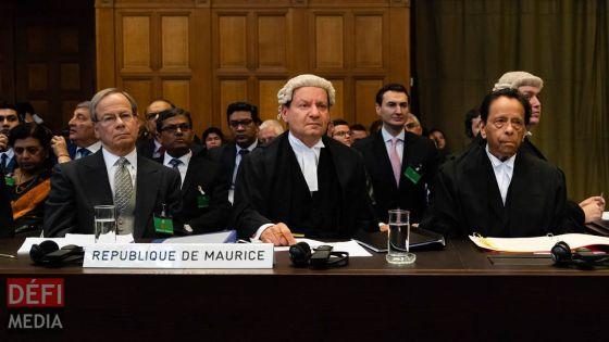 Avis de la Cour internationale de Justice : optimisme du gouvernement mauricien sur le dossier Chagos