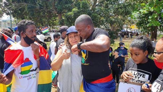 Bruneau Laurette : «Tant que les Mauriciens n'obtiennent pas leurs droits, nous irons en Cour»