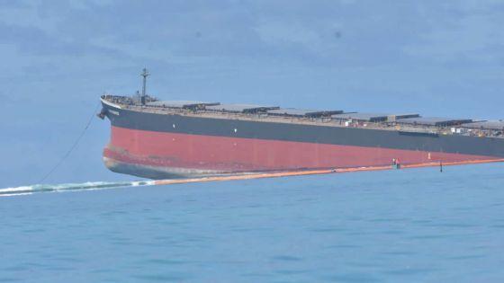 Marée noire : le MV Wakashio Assistance Scheme mis en place