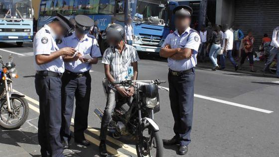 Opération crackdown : 4 246 véhicules contrôlés, 383 contraventions dressées