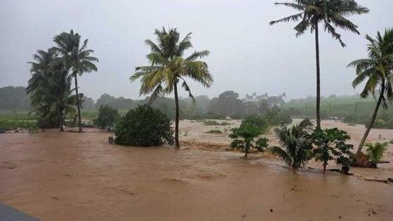 Bambous-Virieux : les neuf femmes piégées par les eaux à La Ferme Coco secourues
