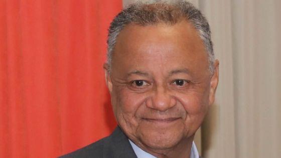Première réaction d'Eddy Boissezon, nouveau vice-président de la République : «C'est une reconnaissance que j'apprécie beaucoup»