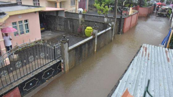 Programme national de gestion des inondations : Rs 10 milliards de projets
