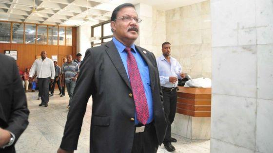Dev Jokhoo, sur les transferts dans la police : «Comme un parfum d'élections générales»