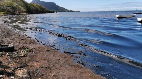 Marée noire : L'urgence environnementale officiellement promulguée