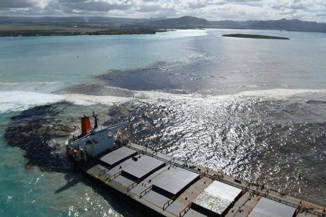 Marée noire : L'ONG Dis-Moi demande des comptes au gouvernement
