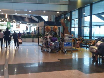 Coronavirus : un Fast Track mis en place pour l'évacuation des cas suspects à l'aéroport de Plaisance