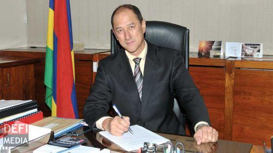 Ambassade mauricienne en Chine : Alain Wong prendra son poste à Beijing le mois prochain