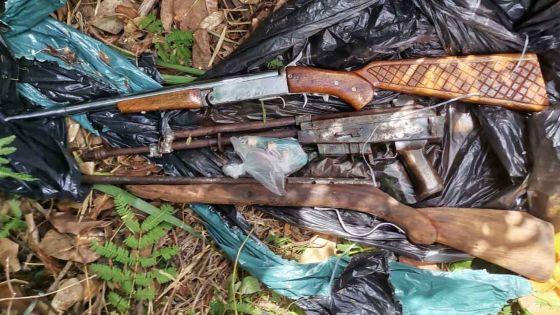 Fusil et balles à Beaux-Songes : la police tente d'établir le lien entre cette découverte et l'affaire Fakhoo