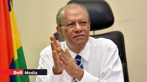 Budget 2020-21 : «Choquant», selon Navin Ramgoolam
