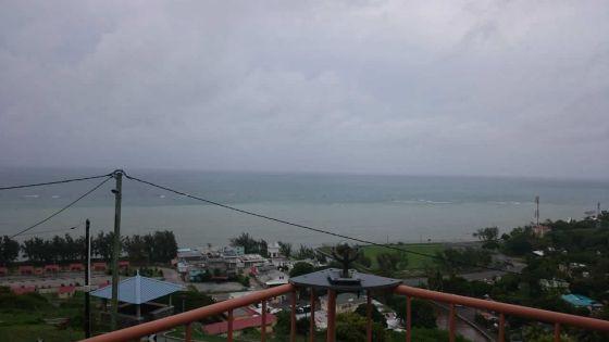 Cyclone Joaninha : l'alerte 2 maintenue à Rodrigues