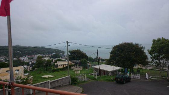 Joaninha : Rodrigues pourrait passer en alerte 1 ce samedi, selon la station de météo