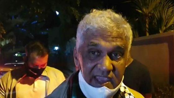 «Rassemblement illégal» pro-palestinien : Valayden attendu aux Casernes centrales ce mardi