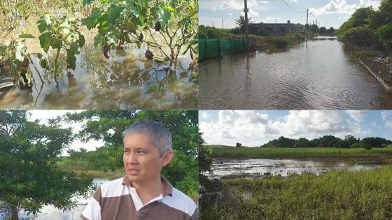 Cottage après les fortes pluies : « Personne ne connaît notre situation actuelle », déplore un habitant sinistré