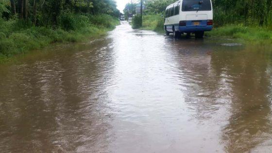 Accumulations d'eau : Rivière-du-Rempart, Port-Louis, Plaines-Wilhems parmi les plus touchées