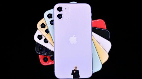 Le premier iPhone avec la 5G devrait être présenté le 15 septembre