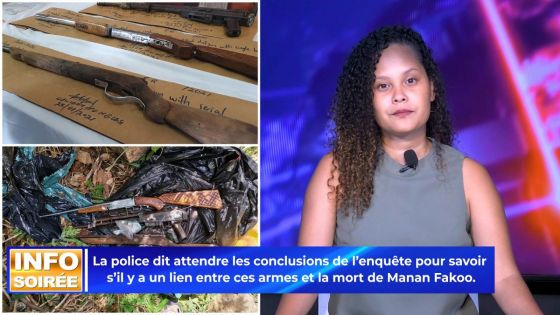 [Info Soirée] : Fusils de chasse, semi-automatique et cartouches saisis : la police lance une sévère mise en garde