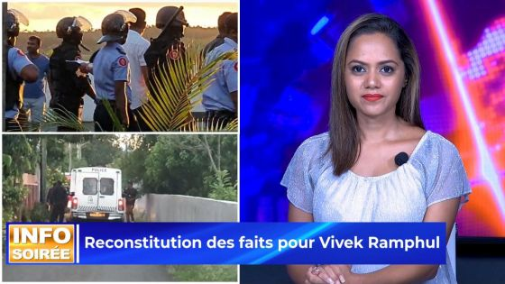 [Info Soirée] : Vivek Ramphul retrace l'itinéraire menant à l'agression Fardeen Okeeb