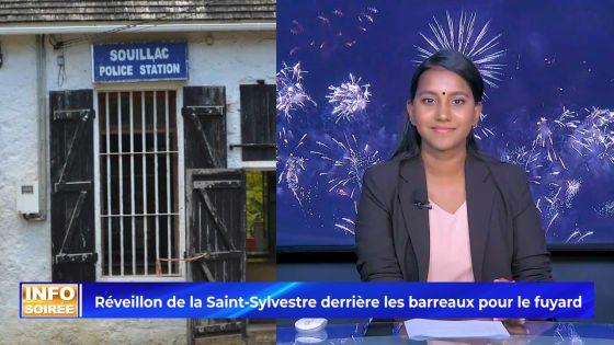 (Info Soirée) Ivre, un habitant de Surinam fuit un contrôle de police