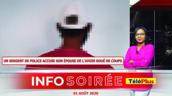 [Info Soirée] : «Monn bizin denons li parski mo nepli kapav siporte», dit le policier