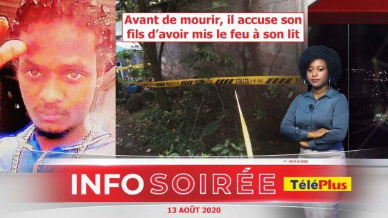 """[Info Soirée] : """"Monn tann kriye difé-difé monn galoupe pou ale tir missie la, li ti ankor vivan"""