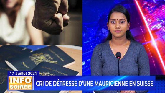 Info soirée : «Monn kwinse la Suisse, zot pa le retourn passpor mo zanfan»