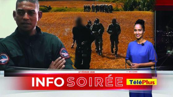 Info Soirée : 27 commandos du GIPM « zet sick », leur patron transféré