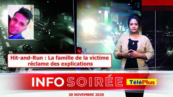 [Info Soirée] : Grave accident à Riche-Terre : «Linn less mo frer lor simin. Li pann telefonn la polis»