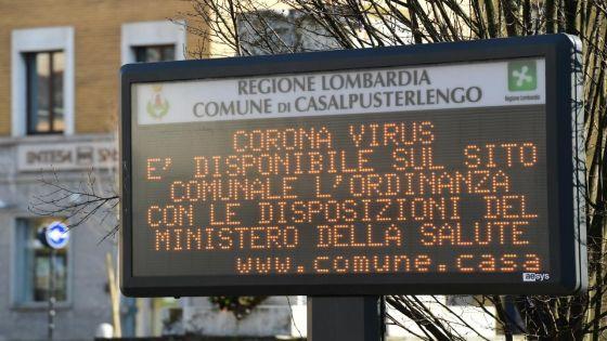 Coronavirus : première villes mises en quarantaine en Europe