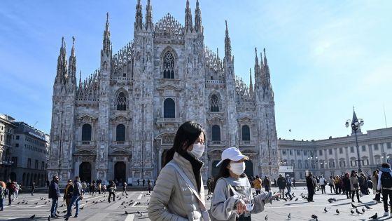 Coronavirus en Italie : 12e décès, les cas grimpent à 374