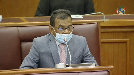 Affaire Betamax : « Peut-être si une enquête est menée, les circonstances de ce contrat seront révélées », estime Collendavelloo