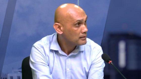 Au Coeur de l'Info : le Dr Kailesh Jagutpal, nouveau ministre de la Santé