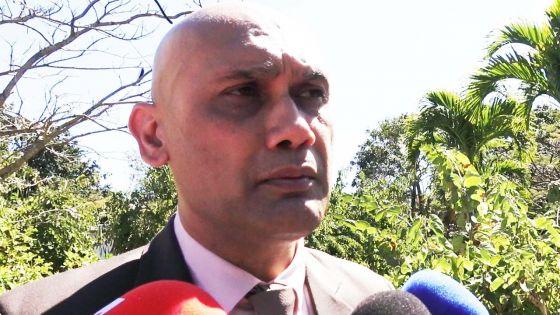 Fuite de fioul du Wakashio : « Aucune trace d'émanation toxique détectée dans l'air », assure Jagutpal
