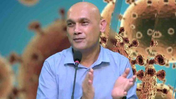 Covid-19 : le ministre de la Santé applaudit les frontliners