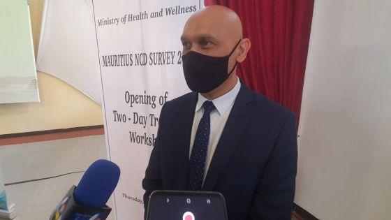 Maladies non transmissibles : deux jours de formation pour 250 fonctionnaires de la Santé