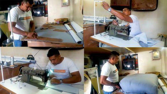 Travailleur indépendant : la reprise pour Jameel, une affaire de passion