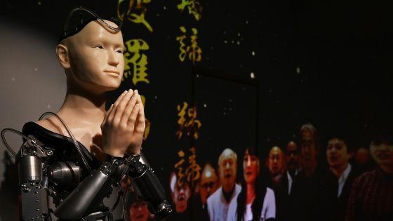 Japon : un robot enseigne la sagesse dans un temple de Kyoto
