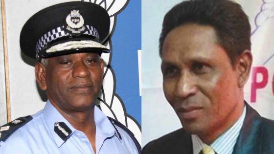 Boojhawon demande à Nobin de porter l'uniforme d'un constable pour une semaine