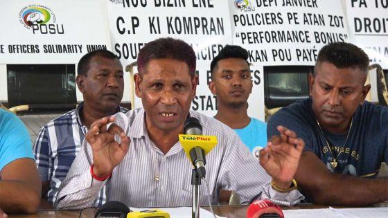 Transfert de deux policiers : la Police Officers Solidarity Union annonce qu'elle saisira la justice