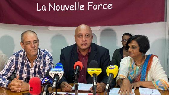 Jean-Claude Barbier soutient Navin Ramgoolam