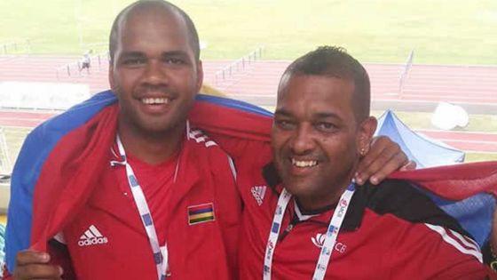 JIOI - Handisport Athlétisme : Jean-François Sénèque en or au lancer du poids