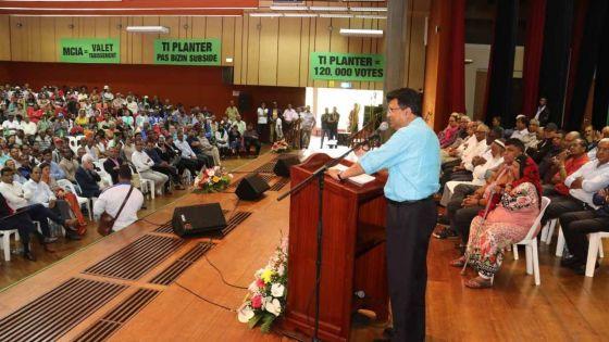 Jeeha : «Créons une usine moderne si on ne peut payer Rs 2 500 par tonne de canne»