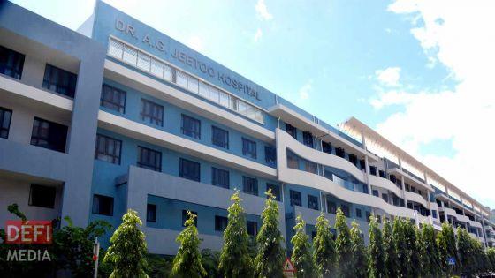 Département gynécologique de l'hôpital Dr A.G Jeetoo : pas de nouvelle contamination liée au cas positif détecté