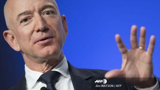 Le divorce de Jeff Bezos, 136 milliards à diviser et Amazon au milieu