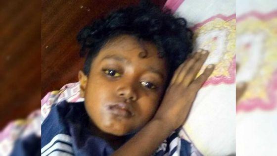Confinement oblige, il n'a pu voyager pour son opération : Jéremy Lafleur, 7 ans, décède