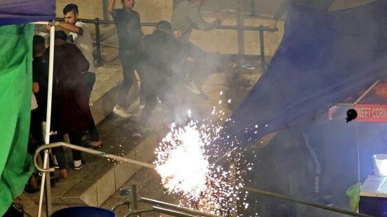 Plus de 90 blessés dans de nouveaux heurts à Jérusalem