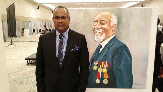 Décès du haut-commissaire de Maurice à Maputo