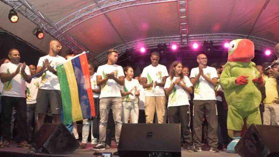 Mobilization Moris 19 : La ville de Beau-Bassin/Rose-Hill fête les Jeux des îles et ses athlètes